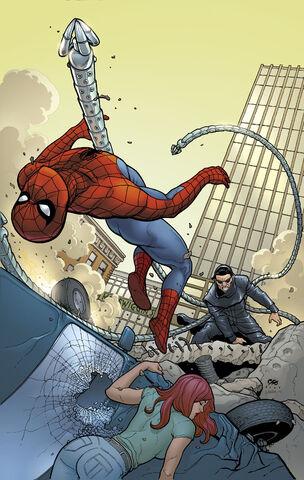 File:Marvel Knights Spider-Man Vol 1 5 Textless.jpg