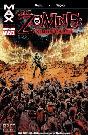 Zombie Simon Garth Vol 1 4