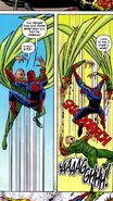 Adrian Toomes (Earth-91126) and Peter Parker (Earth-2149) from Marvel Zombies Return Vol 1 1 0001