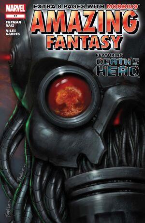 Amazing Fantasy Vol 2 17