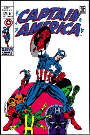 Captain America Vol 1 111