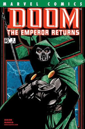 Doom The Emperor Returns Vol 1 1