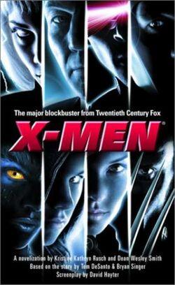 X-Men A Novelization
