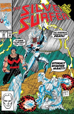 Silver Surfer Vol 3 85