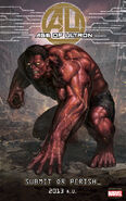 Age of Ultron Red Hulk Teaser