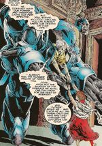 En Sabah Nur (Earth-4935) from Adventures of Cyclops and Phoenix Vol 1 2 0001