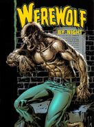 Essential Series Vol 1 Werewolf by Night 1 Textless