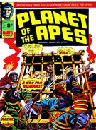 Planet of the Apes (UK) Vol 1 3