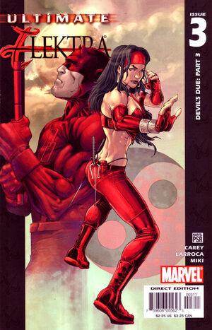 Ultimate Elektra Vol 1 3