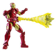 Anthony Stark (Earth-616) from Marvel Universe (Toys) Series I Wave I 0001