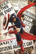 Captain America Vol 6 15 Textless