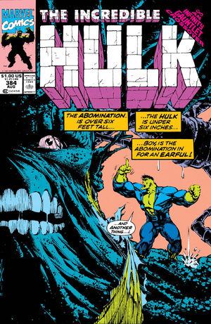 Incredible Hulk Vol 1 384