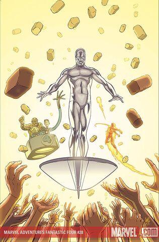 File:Marvel Adventures Fantastic Four Vol 1 28 Textless.jpg