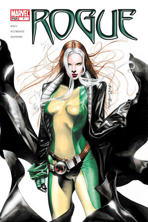 Rogue Vol 3 1