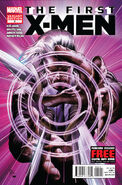 First X-Men Vol 1 2 Mike Deodato Variant