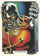 Luther Manning (Earth-7484) from Mike Zeck (Trading Cards) 0001