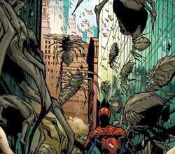 Peter Parker (Earth-616) from Amazing Spider-Man Vol 1 670 001.jpg