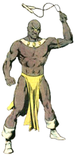Talisman (Australian) (Earth-616) from Official Handbook of the Marvel Universe Vol 1 11 001
