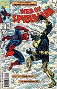 Web of Spider-Man Vol 1 108