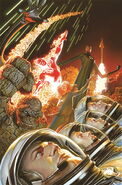 Fantastic Four Vol 5 1 Marvel Comics 75th Anniversary Variant Textless