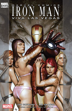 Iron Man Viva Las Vegas Vol 1 1