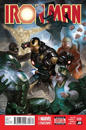Iron Man Vol 5 28