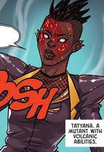 Tatyana (Mutant) (Earth-616) from Secret Empire Brave New World Vol 1 4 002