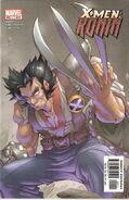 X-Men Ronin Vol 1 1