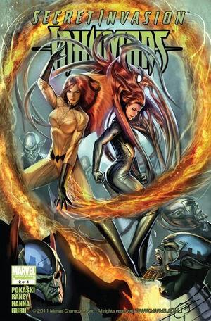 Secret Invasion Inhumans Vol 1 2