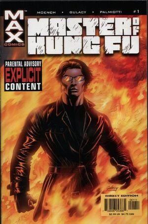 Shang-Chi Master of Kung Fu Vol 1 1