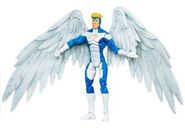 Warren Worthington III (Earth-616) from Marvel Universe (Toys) Series 4 Wave XX 0001