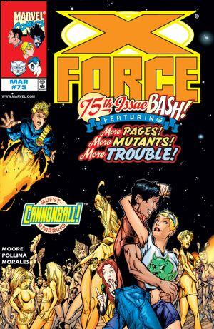 X-Force Vol 1 75