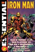Essential Iron Man Volume 2