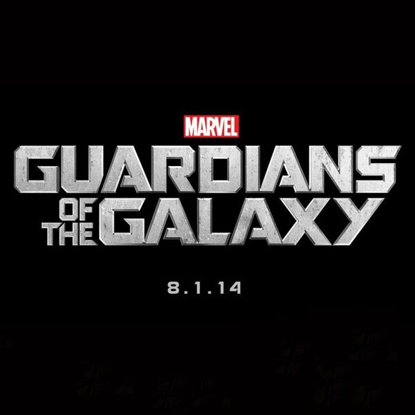 Guardians of the Galaxy (film) Second Logo