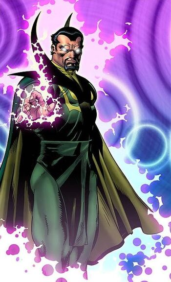 Karl Mordo (Earth-616) from Marvel War of Heroes 001