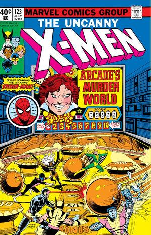 X-Men Vol 1 123