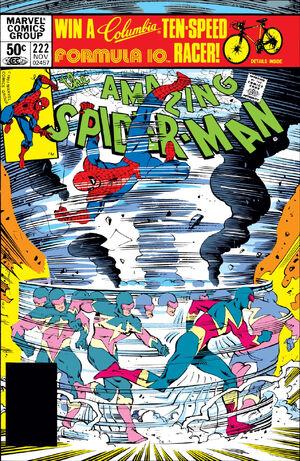 Amazing Spider-Man Vol 1 222