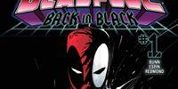 Deadpool: Back in Black Vol 1