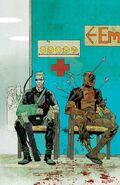 Hawkeye vs. Deadpool Vol 1 2 Textless