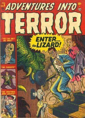 Adventures into Terror Vol 1 8