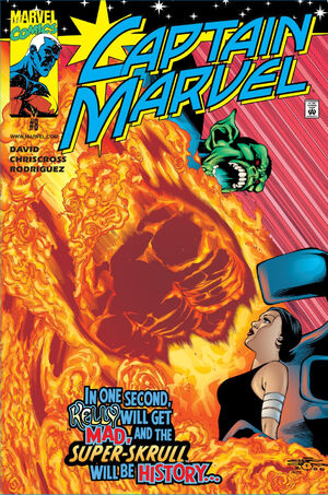 Captain Marvel Vol 4 8