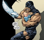 Douglas Scott (Earth-616) from Daughters of the Dragon Vol 1 1 0001