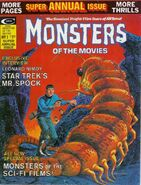 Monsters of the movies annual
