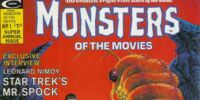 Monsters of the Movies Annual Vol 1