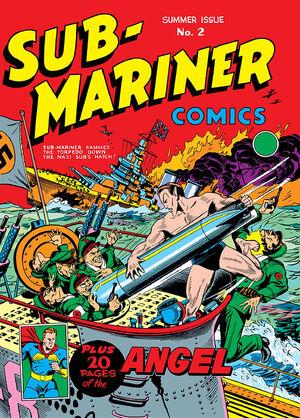 Sub-Mariner Comics Vol 1 2
