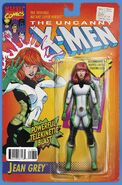 Uncanny X-Men Vol 1 600 Action Figure Variant A