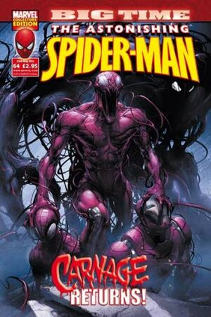 Astonishing Spider-Man Vol 3 64