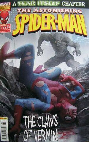 Astonishing Spider-Man Vol 3 81