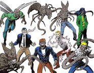 Brood Mutants (Earth-616) from Gamer's Handbook of the Marvel Universe Vol 5