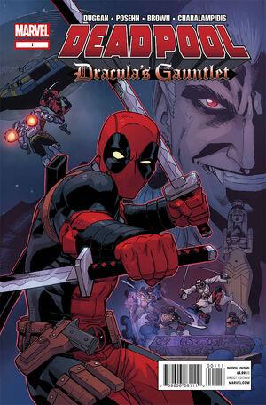 Deadpool Dracula's Gauntlet Vol 1 1